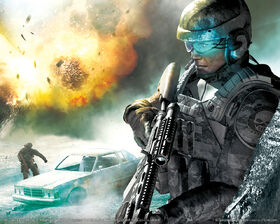 Wallpaper tom clancys ghost recon advanced warfighter 2 02 1280