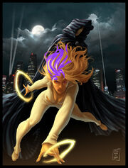 Cloak and dagger by norke