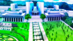 Main school building