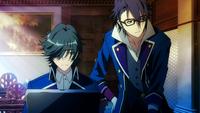 Fushimi and Benzai