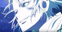 Nagare's left eye
