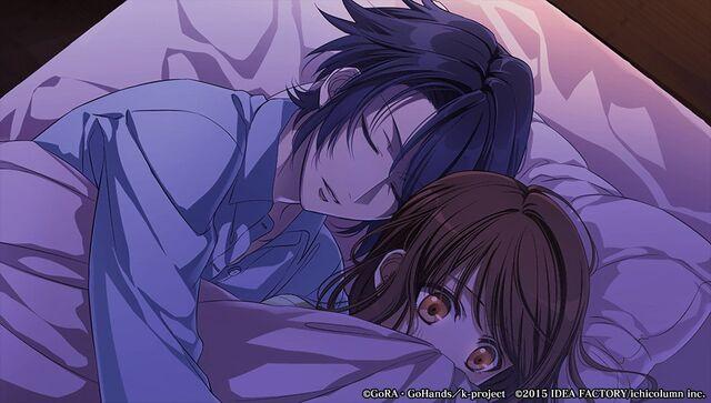 File:Fushimi and saya shareing the same bed.jpg