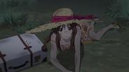 Sawako lost