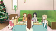 Sawako appearing out of nowhere