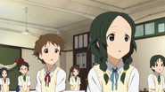 Yōko and the others confused