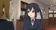 Azusa-chan second day