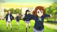 K-ON!! OP 1 - LMC running