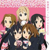 Ho-Kago Tea Time album cover