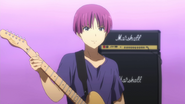KAMAKIRI's guitarist