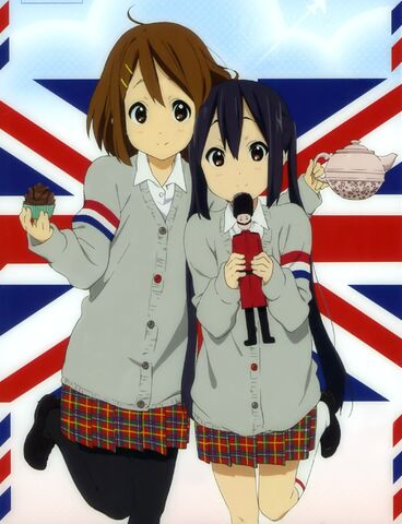 File:Yui and Azusa in England.jpg