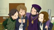 Ushio, Himeko, Nobuyo and Keiko