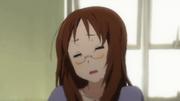 Sawako in the heat