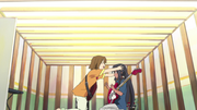 Yui and azusa practice