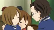 Shizuka, Yui and Chizuru