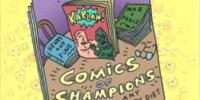 Comics of Champions