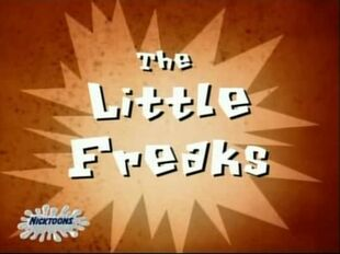 Little Freaks logo