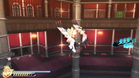PS4 60FPS『閃乱カグラ ESTIVAL VERSUS -少女達の選択-』Ryona gameplay(All Ninpos)