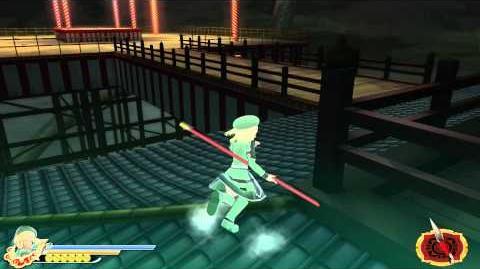 PS4 60FPS『閃乱カグラ ESTIVAL VERSUS -少女達の選択-』Imu gameplay(All Ninpos)