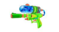 Water Gun Single Handgun V2