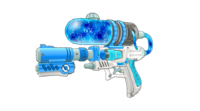 Water Gun Single Handgun V3