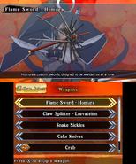 Homura's Weapon (SK2) 1