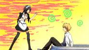 Misaki beats Usui