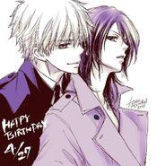 Takumi's birthday 042717