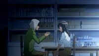 Kanou hypnotized Misaki second time