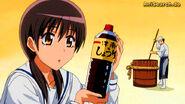 Suzuna wins soy sauce
