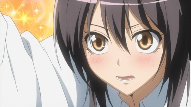 File:Cute close up misaki.jpg