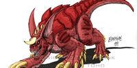 Godzilla Neo: Baragon