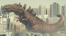 SHIN GODZILLA - Godzilla Form 3