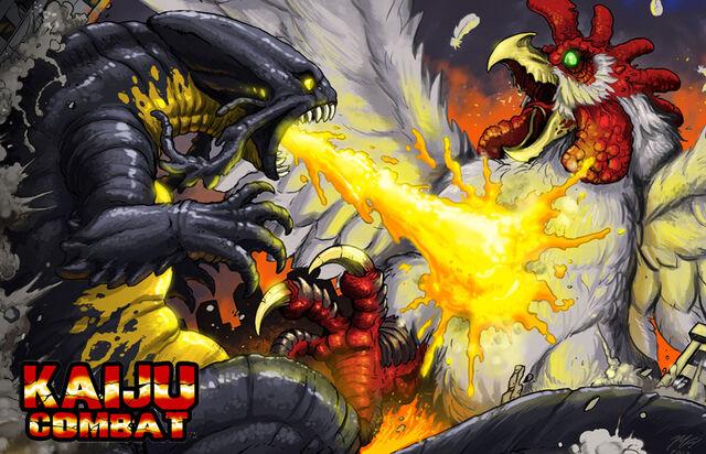 File:Kaiju combat battle promo by kaijusamurai-d5klv6s.jpg