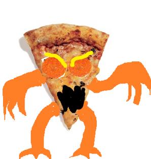 Steve the Giant Pizza