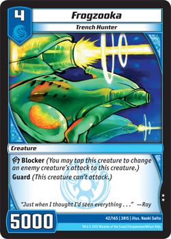 Frogzooka (3RIS)