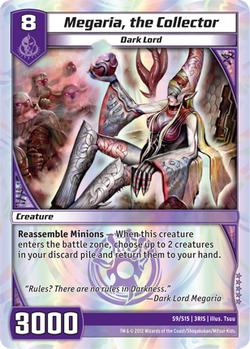 Megaria, the Collector (3RIS)