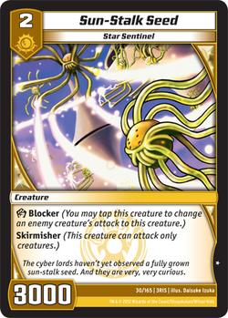 Sun-Stalk Seed (3RIS)