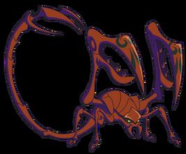Ambush Scorpion