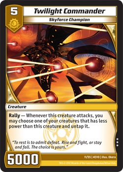 Twilight Commander (4EVO)