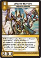 Arcane Warden (12MYS)