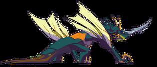 Hornblade Dragon