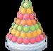 Macaron Tower (Bonbon Cakery)
