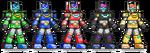 Strongbots (Legends of Heropolis)