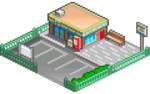 Convenience Store - pocket league story 2