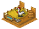 Chicken Stall (High Sea Saga)