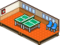 Ping pong table-HotSpringsStory