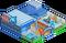 Aquarium-venture towns