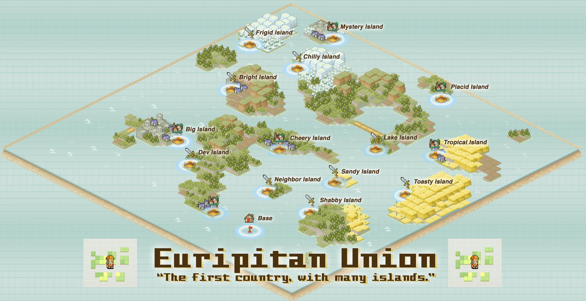 Islands High Sea Saga Kairosoft Wiki