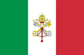 Italian Federation Flag