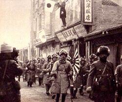 Japanese-Manchuria